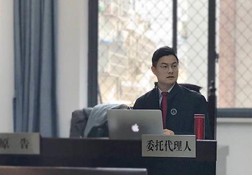 南京离婚律师吴宗涛简介